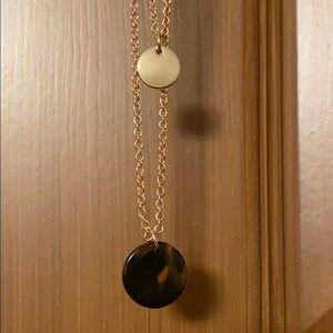 J. Crew Factory Jewelry - NWT J. Crew Factory layered disc necklace